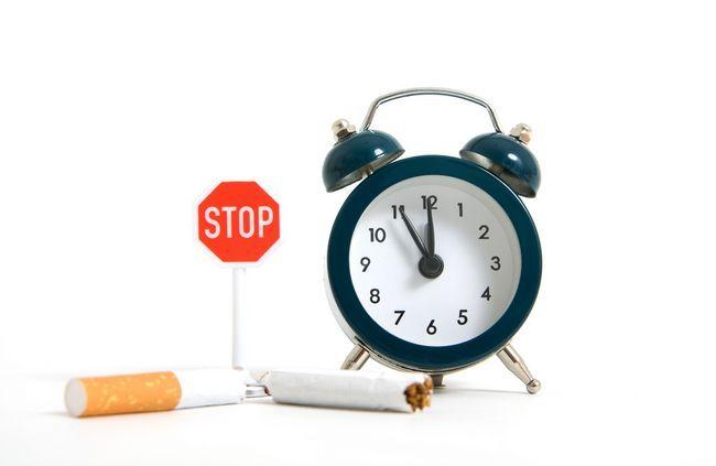 Кинути палити за п`ять хвилин можливо!