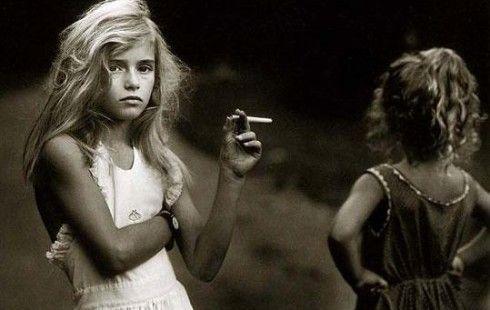 Про шкоду куріння для дітей