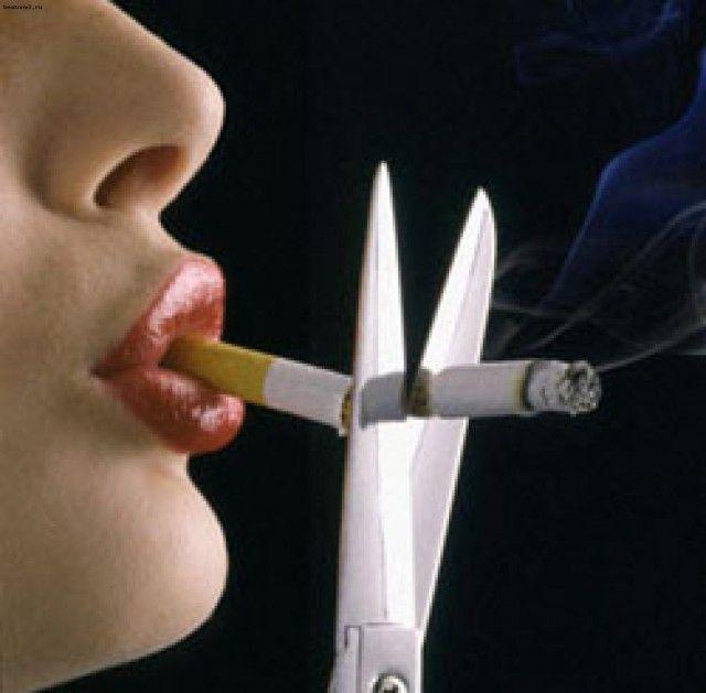 Чи шкідливо різко кидати курити?